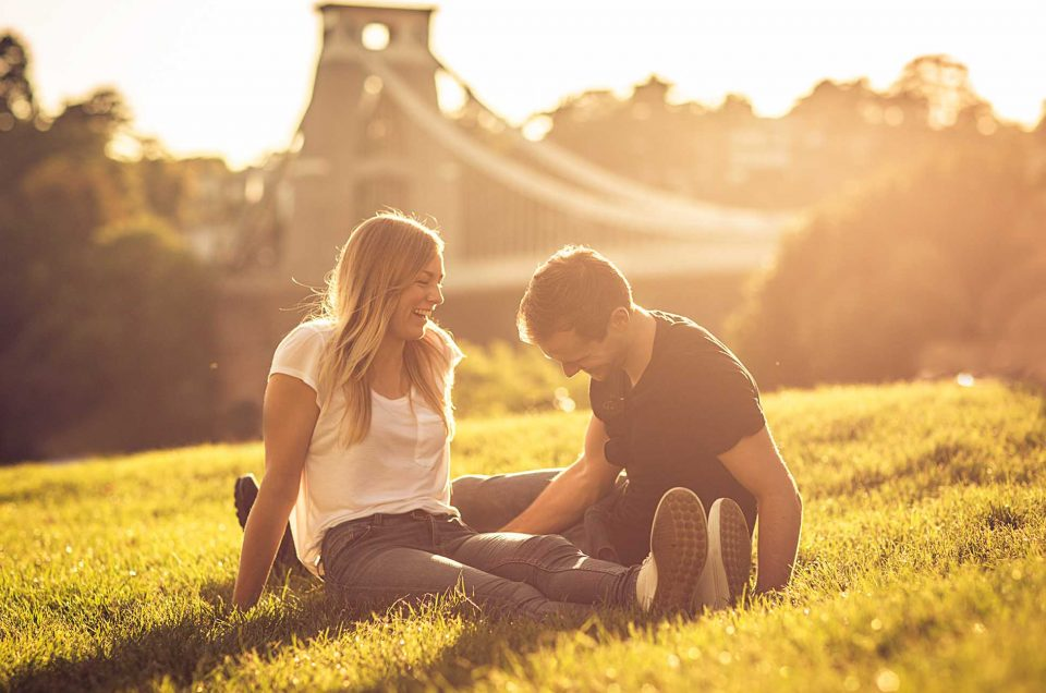 Win an Engagement Shoot with DSK Photography